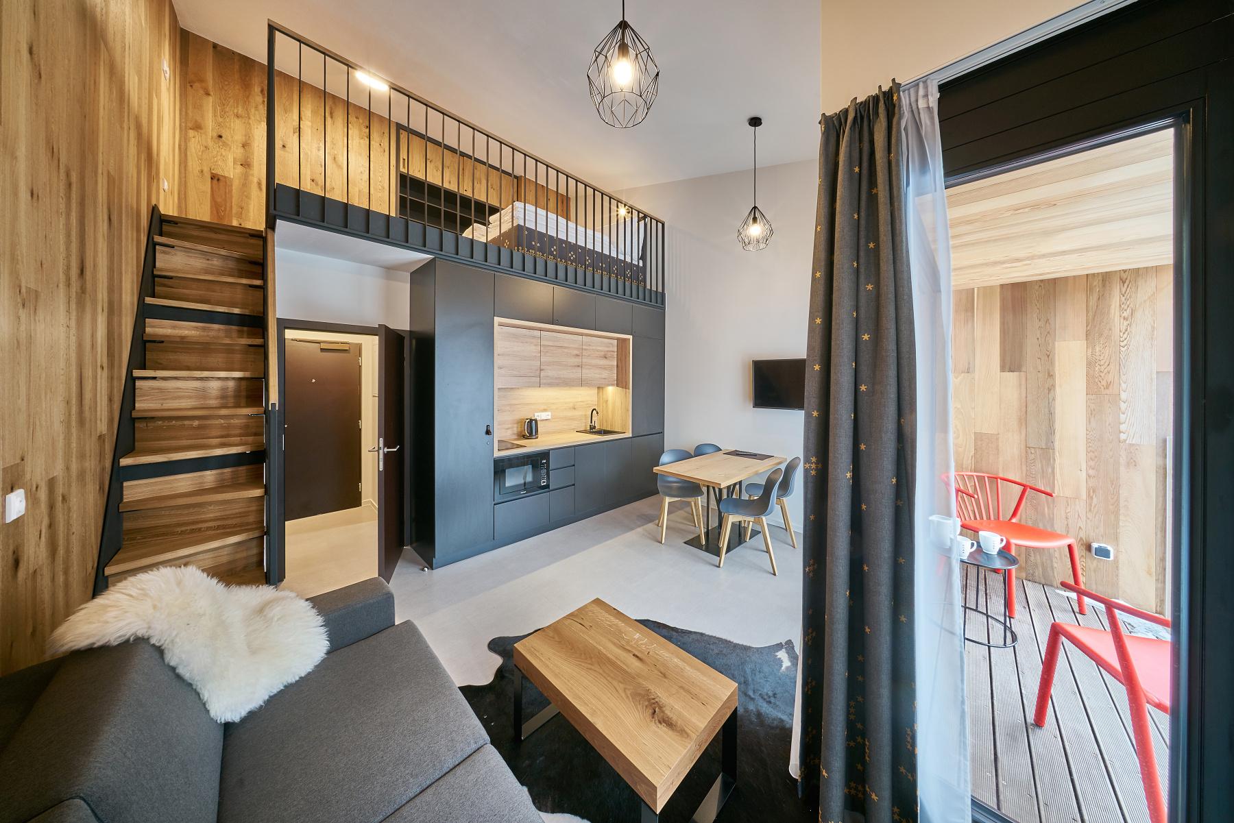 Aparthotel Svatý Vavřinec - Glamour styl