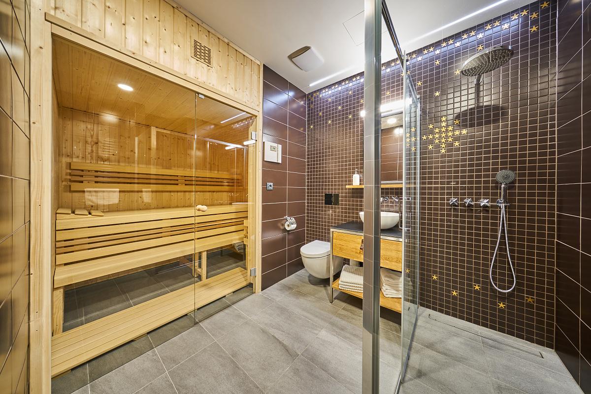 Aparthotel Svatý Vavřinec - Glamour style