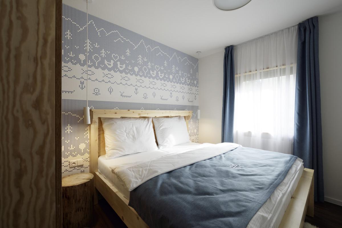 Aparthotel Svatý Vavřinec - Krkonošský styl