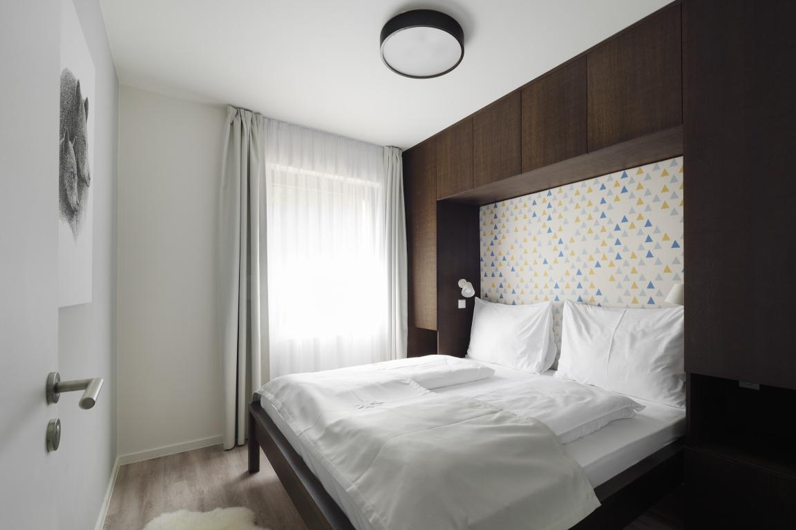 Moderní styl - Aparthotel Svatý Vavřinec