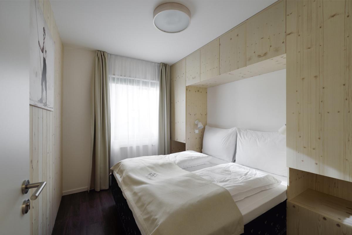 Aparthotel Svatý Vavřinec - Skandinávský styl